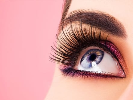 Eyelash Extensions One-by-one
